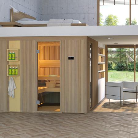 Sauna premium szczeg y elmes spa - Sauna premium madrid opiniones ...